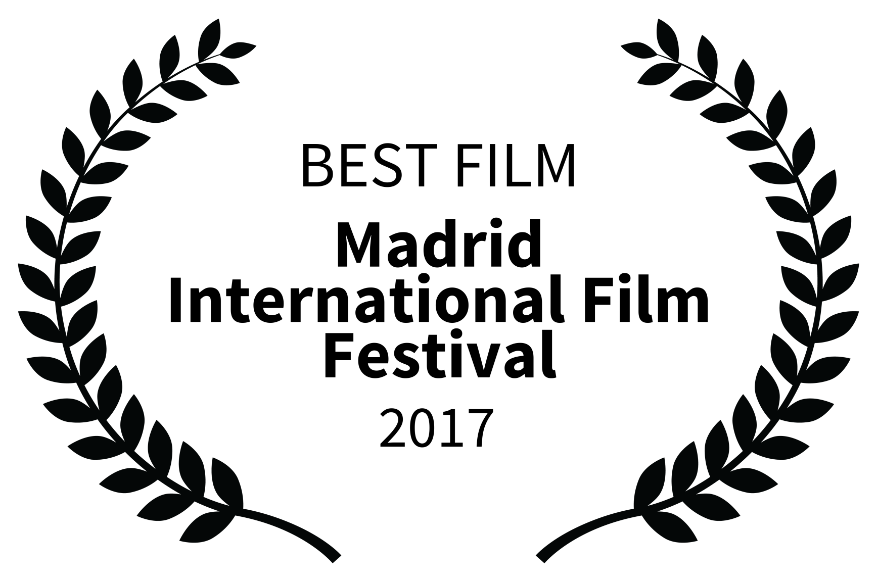 BEST FILM - Madrid International Film Festival - 2017