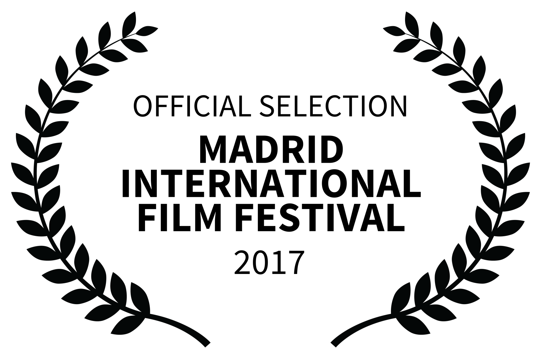 OFFICIAL SELECTION - MADRID INTERNATIONAL FILM FESTIVAL - 2017